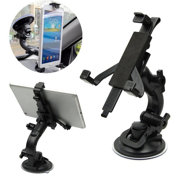 Universal Bilens Vindruta Mount Hållare Fäste för iPad Mini Tablet PC iPad Tillbehör