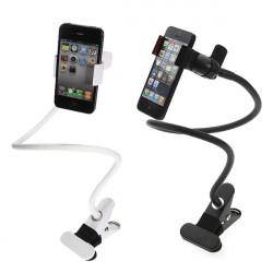 Universal Long Arm Klipp Schreibtisch Bett Auto Halter für iPhone Smartphone