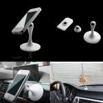 Universal Multifunktionell Steeple Magnetisk Bilhållare för iPhone iPhone 4 4S