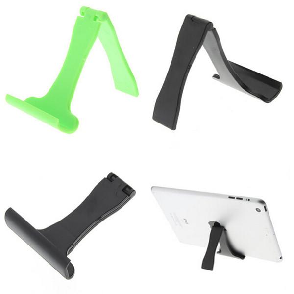 Universal Bärbar Folding Ställ Hållare till iPhone iPad Mobiltelefon iPad Tillbehör