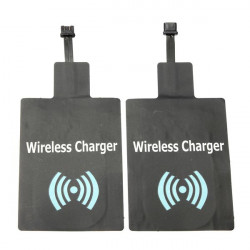Universal Qi Wireless Charging Receiver Kit For Micro USB Cellphone