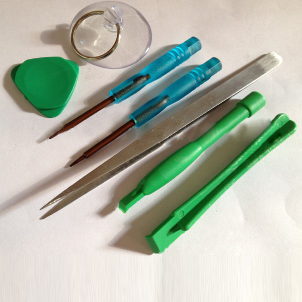 Universal Reparatur Werkzeuge mit Schraubendreher Crowbar für iPhone Mobiltelefon iPhone 5 5S 5C