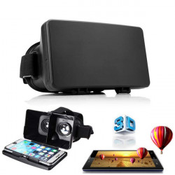 Universal Virtual Reality 3D Video Briller til iPhone Smartphone