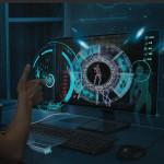 VID 3D Motion Controller Mausgesten Bewegungssteuerung für PC iPhone 6 Plus