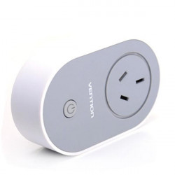 Vention Wifi Socket Home Appliance Wifi Smart Plug för iPhone