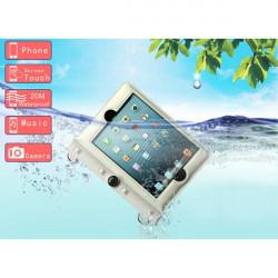Vattentät Öronsnäcka Hudskydd Väska Fodral till iPad Mini