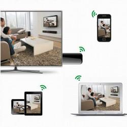 Wifi Trådlös DLNA Video Transmission för iPhone Smartphone