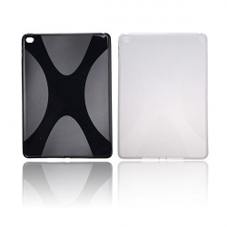 X Line Soft TPU Silicone Gel Back Case Cover For iPad Air 2