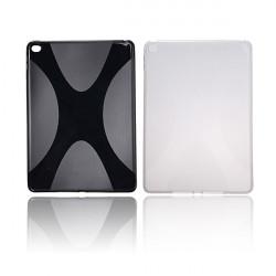 X Line Mjukt TPU Silikon Gel Bak Fodral Skydd för iPad Air 2