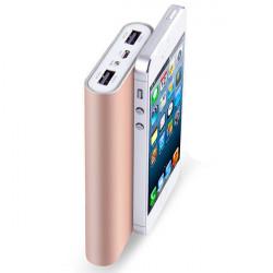 XUAN MEI KE 10400mAh Portable Mobile Power Bank For iPhone