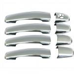 08-11 Chevrolet Malibu Chrome ABS Door Handle Cover Kit Auto Parts