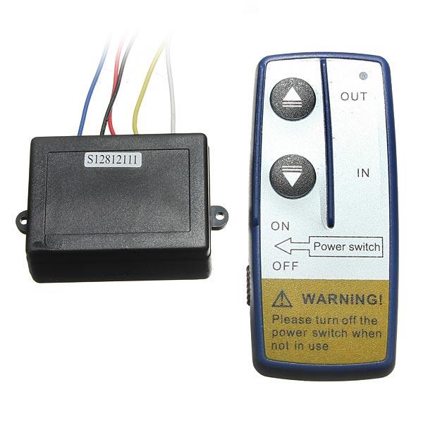 12V LKW ATV Elektro drahtloses Fernsteuerungssystem Auto Teile