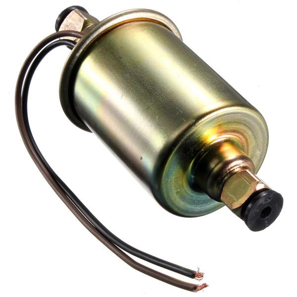 12V Universal Elektrisk Bränslepump Förgasare E8012S 5-9 PSI Bilar Lastbilar Bildelar