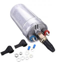 12V Universal External Inline 300LPH Fuel Pump Replacement For Bosch