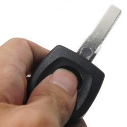 1button Funkschlüssel Reparaturkasten Shell Fob für VW Golf Jetta Passat Lupo 97 10