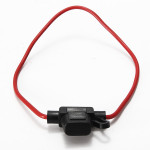 20AMP 14AWG Wire In-line Bil Automotive Blad Säkringshållare Bildelar