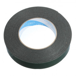 25mm x 10m Car Double Sided Foam Adhesive Tape Auto Truck Badge Trim