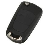 2 Knap Fjernbetjening Key  til Vauxhall Opel Corsa Astra Vectra Bildele