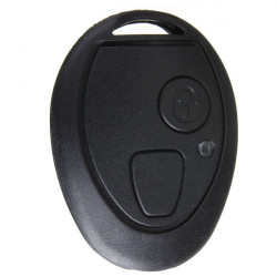 2 Button Remote Key Fob Shell Case Cover For Rover 75 MG ZT