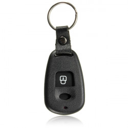 2 Buttons Remote Keyless Shell Case Fob For Hyundai Santa FE Elantra