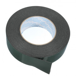 38mm x 10m Car Double Sided Foam Adhesive Tape Auto Truck Badge Trim
