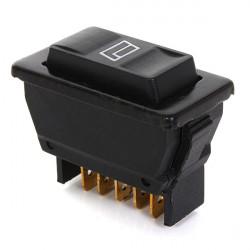 5 Pins Universal Bil Power Vindue Kontrol ON / OFF Vippeafbryder 12V DC