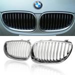 Bil Forside Wide Grille til BMW E60 E61 M5 2003-2009 Bildele