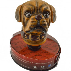 Bil Gear Stick Shift Shifter Lever Knob Antique Lucky Dog