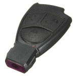 Car Key Remote Shell Case With 3 Button For Mercedes Benz Auto Parts