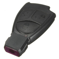 Car Key Remote Shell Case With 3 Button For Mercedes Benz