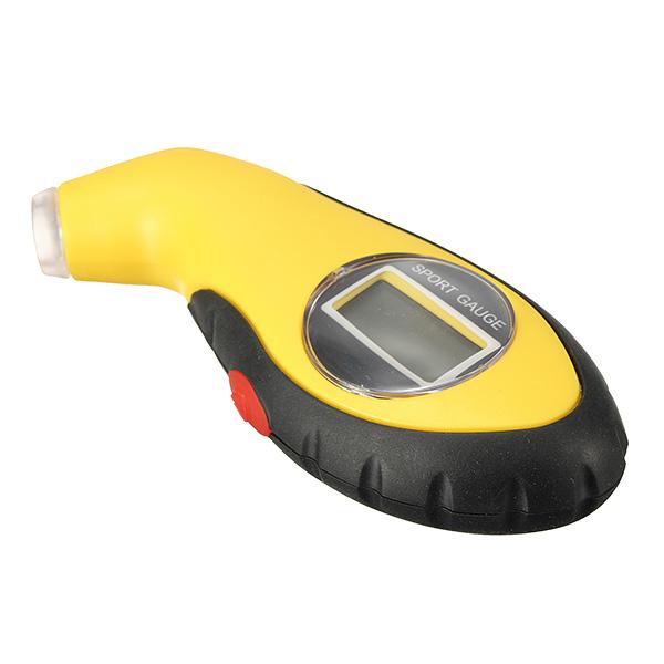 Car Mini LCD Digital Tyre Professional Air Pressure Gauge Tester Auto Parts