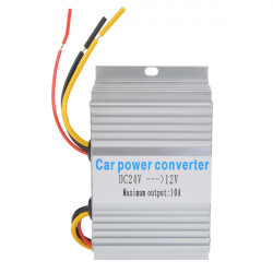 DC24V~12V Car Power Step-down Transformer Rated Output Current10A