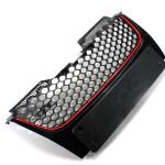 Forside Bumper Grille med The GTI Badge for Vw Mk5 Golf GTI / Gt Sport Bildele