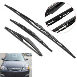 Front Windscreen Wiper Blades For HONDA CIVIC 2000-2006