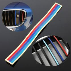 Grill Vinyl Strip PVC Klistermärke Dekalen för BMW M3 M5 E36 E46