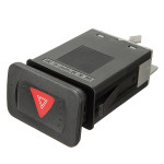 Hazard Warning Lys Indikator Switch Relay for VW Golf MK4 Bora 98-06 Bildele