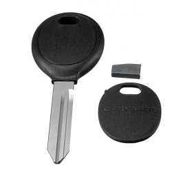 Tænding Transponder Key med Uncut Blade for Dodge / Chrysler / Jeep
