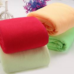 Microfiber Absorberande Handduk Bil Clean Drying Cloth Disktrasa 70x140cm