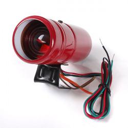 Mini 1000 till 11.000 Rpm Justerbar Varvräknare Mätare Shift Ljusröd LED