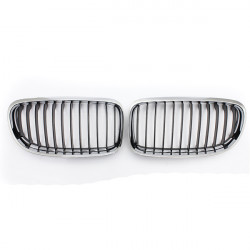 Paar Vorderzogene Grille Hood Grille für BMW E90 3 Series 2009 2011