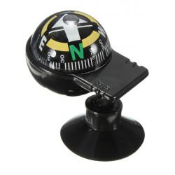 Kunststoff Auto Pendelkugel Vehicle Mounted Compass Direction Adhesive