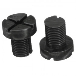 Radiator Hose Bleed Vent Screw Plug Bleeding For BMW 3 Series
