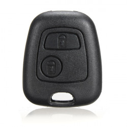 Funkschlüssel Reparaturkasten Shell Cover für Citroen Picasso Peugeot