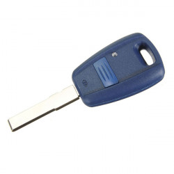 Remote Key Fob Case and Blade For Fiat Punto Doblo Bravo Brava