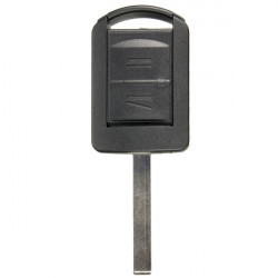 Remote Key Fob Shell+New Blank Blade For Vauxhall Opel Corsa Agila