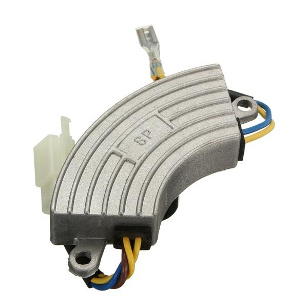 Shockproof 2-3KW Generator Petrol Automatic Voltage Regulator Auto Parts