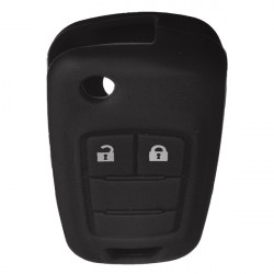 Silicone Key Case Holder Fob Protector Cover For VAUXHALL/OPEL