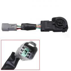 TPS APPS Throttle Position Sensor Passar Dodge 98-04 Cummins Bell Auto