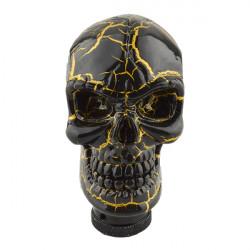 Universal Car Chrome Skull Gear Stick Shift Knob Lever