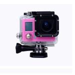 1080P HD Wifi Sport Camera Waterproof DV 170 Degree Wide Angle Len Car DVRs